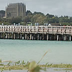 The Old Shoreham Toll Bridge