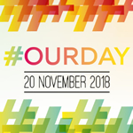 Our Day - 20th November 2018 logo