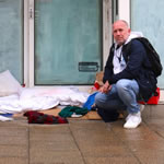 blogger - Carl Sutherland, Street Outreach Worker (page)