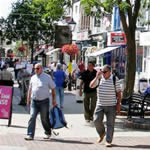 Worthing high street