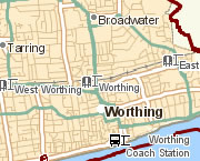 Maps - Local Plan - Worthing